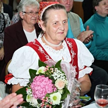 Margitka Papcúnova získala Cenu starosty obce