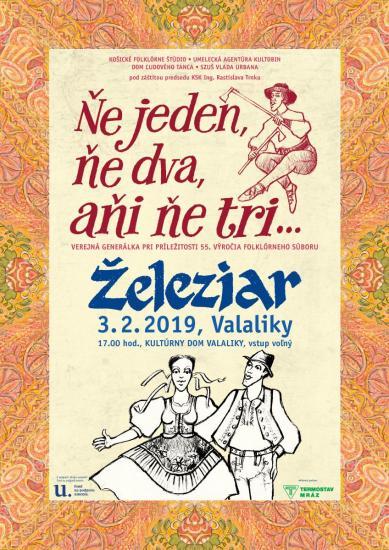 3f89eb6aab4b Prídte s nimi osláviť jubileum v nedeľu 3. februára o 17.00 hod. do  kultúrneho domu.